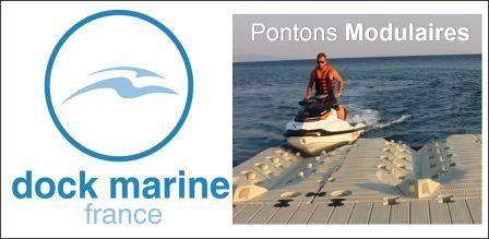 Dock Marine France Pontons Modulaires